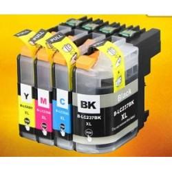 50ML compatible con Brother MFC-J6925DW-2.4KLC-12EBK