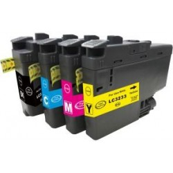 65ML Negro Compa Brother DCP-J1100DW,MFC-J1300DW-3K