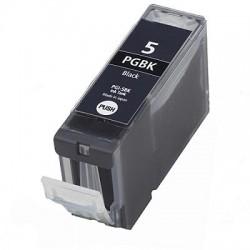 26ML -Negro PGI 5BK con chip compatible para canon serie 8