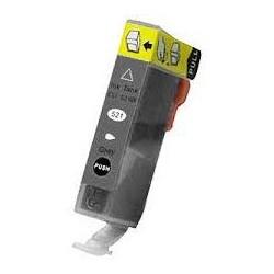 Gris 10ml con chip para Canon Ip3600/IP4600/MP540/MP620/630