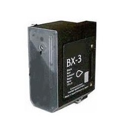 20ML Cartucho Regenerado Canon FAX B100/B110/B120-NegroBX-3