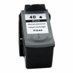 25ML REGENERADO Canon Para PIXMA IP2200/MP150/MP170 PG-40