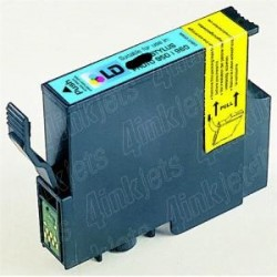 12ML Com Epson P50 1400 PX650 700 710 800 -Cyan photo T0795