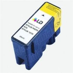 Cartucho compatible Epson Stylus Photo 790/870/875DC-Negro