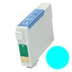 Cyan 12ML Compa  Epson Stylus D78/D92/DX4000/SX218/SX610