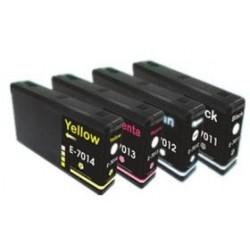 45ML  Compatible Workforcepro 4015DN,4515DN,4525DNF.Amarillo