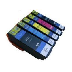 10ML Amarillo Compatible para XP600,XP605,XP700,XP80026XL