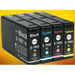 18ML Magenta Pigment WF4630,4640,5110,5190,5620,5690-2K79XL