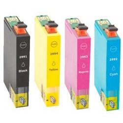 14ML Cyan para Epson XP235/XP332/XP335/XP432/435-450Pag29XL