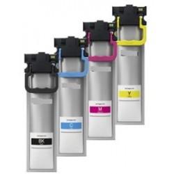 Cyan Pigment Compa Epson C5210,C5215,C5290,C5710,C5790-5K