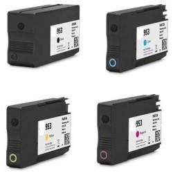 Negro  HP Pro8210,8218,8710,8720,8730,7740-2KL0S70AE