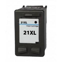20ML Negro para HP F370,D1360,F2180,PSC 1402 21XLC9351CE