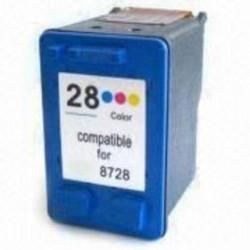 18ML REG.colores HP DeskJet 3320/3325/3420/3425 - C8728A 28