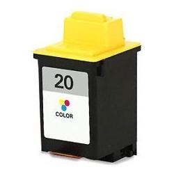 30ML Regenerado color LEXMARK X63/X70/X83 20