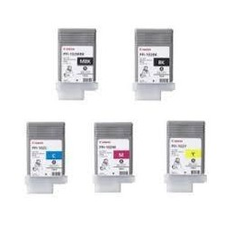 130ml Dye para Cano IPF500,IPF600,IPF700,LP17,LP24PFI-102C