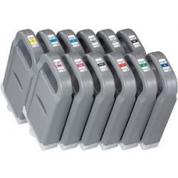 Cyan compatibl Canon iPF8300S/iPF8400/iPF9400-700ML6682B001