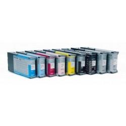 220ml Com Pigment Pro 4000,7600,9600-C13T544800Negro Mate