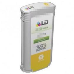 130ml Pigment Amarill porHP Z2100,Z3100,Z3200,Z5200,Z540070