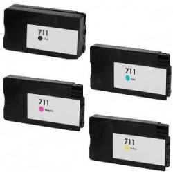 29ml Pigment Cyan Com HP T120,T125,T130,T520,T525,T530H711