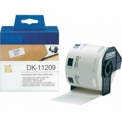 Blanco 62mmX29mm 800psc paraBrother P-Touch QL1000 1050 1060