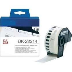 Blanco 12mmX30.48m  para Brother P-Touch QL1000 1050 1060