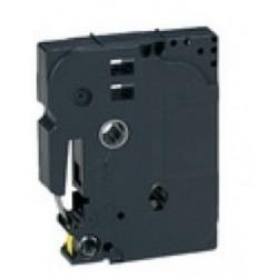Amarillo18mmX8m paraBrother Eletronic labellin TZ641/TZe-641