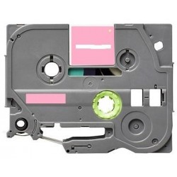 Label color White-Pink 12mmX5m for Brother P-Touch
