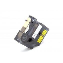 Yellow 9mmX5.5M Com Dymo Rhino 4200,5200,5000,6000S0718450