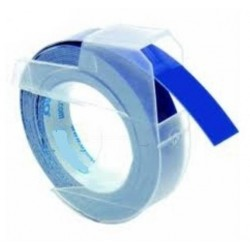 Azul compa Dymo Junior/Omega Nastro a relievo 3D-9MMx3M
