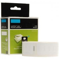 Blanco 25mmX54mm 500psc para DYMO Labelwriter 400-S0722520