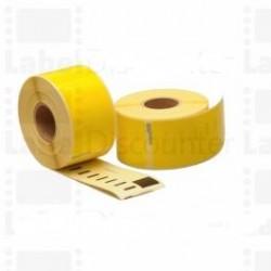 Amarillo 89mmX36mm 260psc paraDYMO Labelwriter 400 S0722400