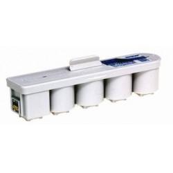 4Colores Dye para Epson TM-C100C33S020410(SJIC9P)