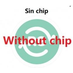 Sin chip LBP 662,663,664,MF741,742,743,744-2.1K3015C002