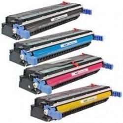 Amarillo Reg para Canon LBP 2710 2810 HP Color 5500/5550-12K