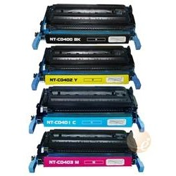 Magenta Toner regenerado HP Color CP 4005N,CP 4005DN. 7.500P