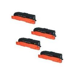 Negro reg para Hp laserje Color CP4520,CP4525-17KHP649X