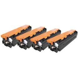 Amarillo toner universal HP CB542A/CE322A/CF212A-1.4K