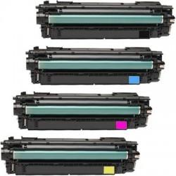 Amarillo compatible HP M652,M653 series-22K656X