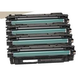 Amarillo compatible HP M681,M682 series-23K657X
