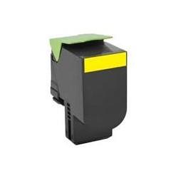 Amarillo reg para CX310,CX410,CX510-2K80C2SY0(802SY)