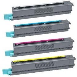 Amarillo para Lexmark X925DE.C925DTE-7.5KC925H2YG/X925H2YG