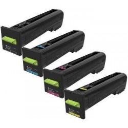Magenta Compa CS820,CX820,CX825,CX860de,dte,dtfe-8K72K20M0