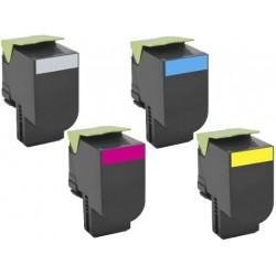 Negro Compatible Lexmark C2132,XC2130,XC2132-6K