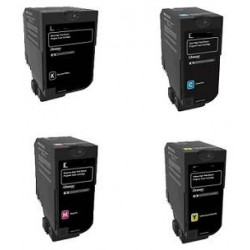 Amarillo Compatible Lexmark XC4100,XC4140,XC4150-13K24B6719