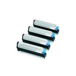 Magenta regenerado para OKI 8600XX,8800DN,6.000pag- 43487710