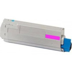 Magenta compatible para Oki C822N, C822DN-7,3K44844614