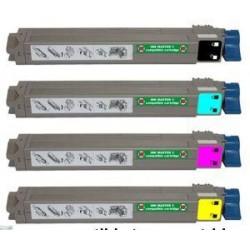 Cyan para Oki C 9655N,9655DN,9655HDN,9655HDTN-22.5K43837131