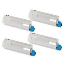 Amarill com para OKI per MC851,MC851cdtn,MC861-7.3K44059165