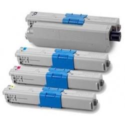 Negro Compatible para OKI ES3452/ES5431/ES5462-5K444973512