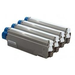 Magenta regenerado  Oki ES2232/ES2632/ES5460MFP-6K43865730
